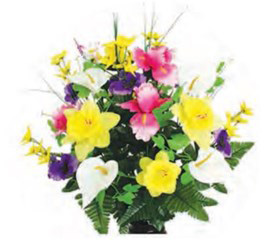 2021 Spring Bouquets Page 1 Image 0001 | Hope Memorial Gardens